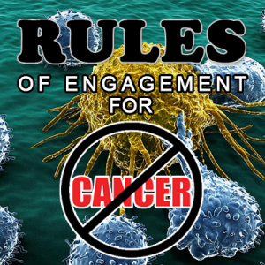 Rules of Engagement for now cancer.