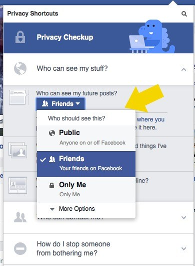 Dirty Dozen of How to Help Keep your Facebook Account Safe